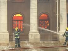 Пожар в Кейптауне