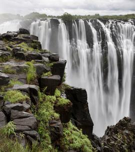 Экскурсии на водопаде Виктория