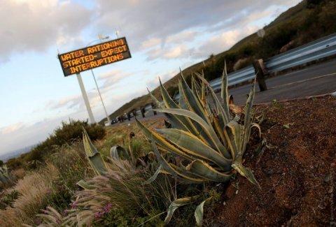 Засуха в ЮАР